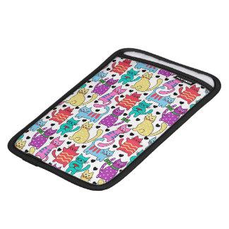 Lots Of Kitty Cats Sleeve For iPad Mini