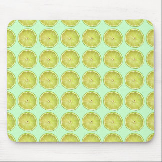 Lots of Lime Slices Mouse Pad