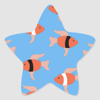 Lots of little fishies stickers