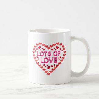 Lots of Love Coffee Mug