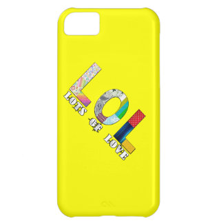 Lots of Love Cover For iPhone 5C