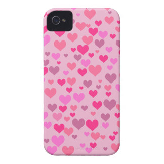 Lots of Love iPhone 4 Case-Mate Case