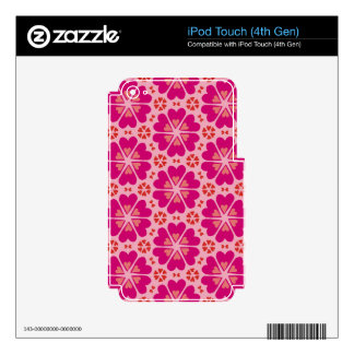 Lots of love iPod touch 4G skin