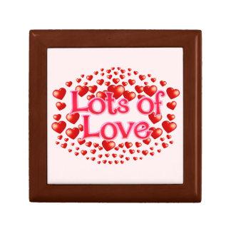 Lots of Love Jewelry Box