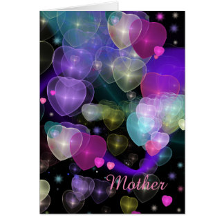 Lots of Love Mother's day card