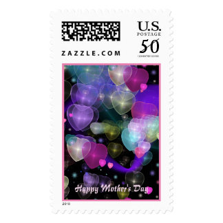 Lots of Love Mother's day postage