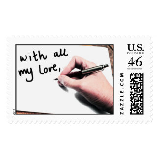 Lots of love stamps