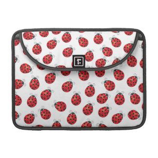 Lots of Lucky Ladybugs MacBook Pro Sleeves
