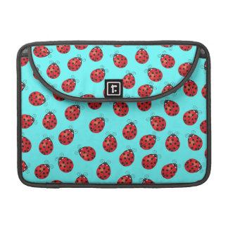 Lots of Lucky Ladybugs Sleeve For MacBooks