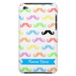 Lots of Moustaches iPod Case (customizable!) Barely There iPod Covers