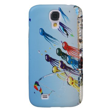 Beach Themed Lots of Octopi Galaxy S4 Cover