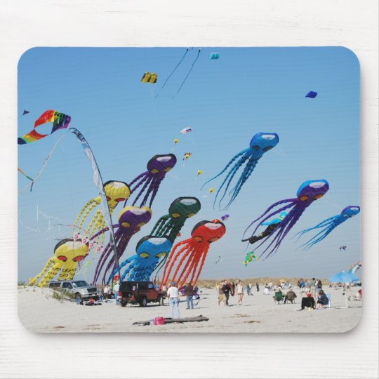 Lots of Octopi Mouse Pad
