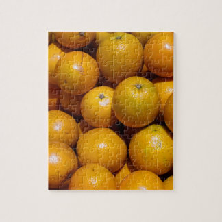Lots of Oranges Photo Jigsaw Puzzle