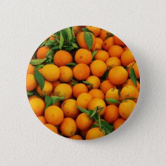 Lots of Oranges Pinback Button