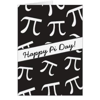 Lots of Pi - Math - Happy Pi Day Card