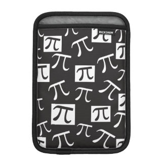 Lots of Pi - Math - Happy Pi Day iPad Mini Sleeve