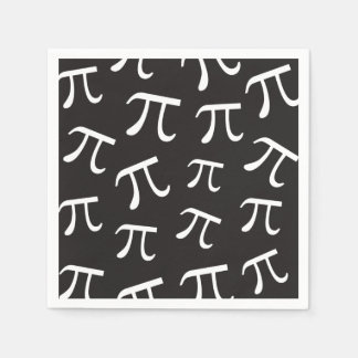 Lots of Pi - Pi Day - Math Themed Party Supplies Napkin