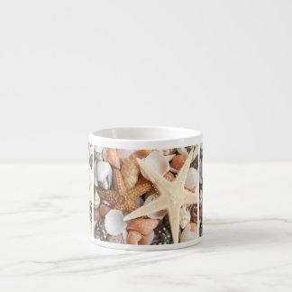 Lots of Pretty Shells Espresso Cup