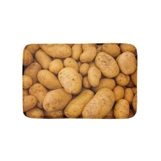 Lots of Raw Potatoes Bathroom Mat