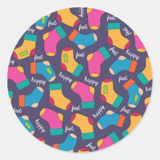 Lots Of Socks Stickers