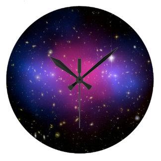 Lots of Stars Wall Clock