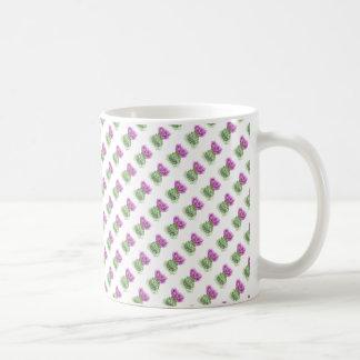 Lots of Thistles Classic White Coffee Mug