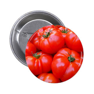 Lots of Tomatoes Pinback Button