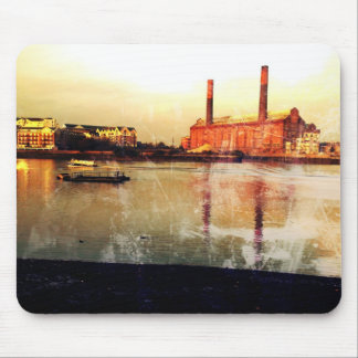 Lots Road Power Station Mouse Pad