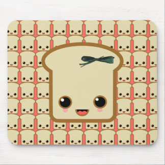 lots toasts life mouse pad