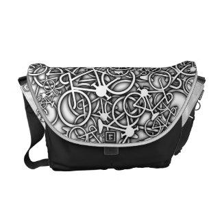 Lotsa Bikes - Customizable Cyclist's Bag Version 2 Messenger Bag