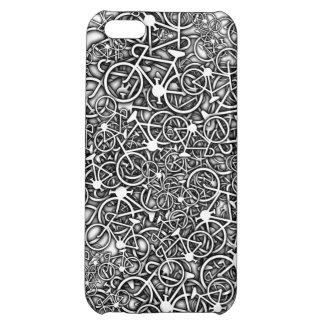 Lotsa Bikes - Cyclist's iPhone 5C Case