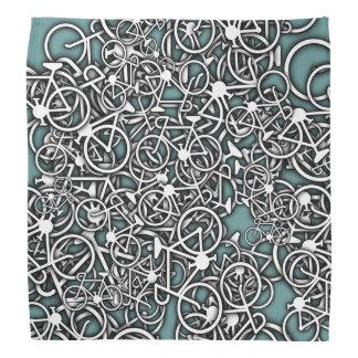 Lotsa Bikes - el pañuelo del ciclista - el tipo -  Bandanas