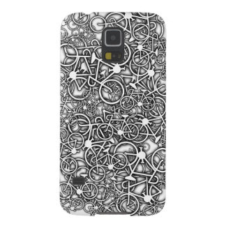 Lotsa Bikes - Galaxy S5 Phone Case