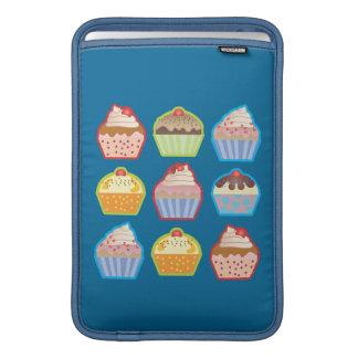 Lotsa Cupcakes Blue MacBook Air Sleeve