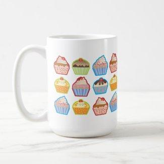 Lotsa Cupcakes Mug