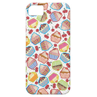 Lotsa Cupcakes n Cherries iPhone SE/5/5s Case