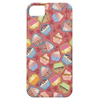 Lotsa Cupcakes n Cherries Pink