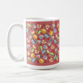 Lotsa Cupcakes n Cherries Pink Mug