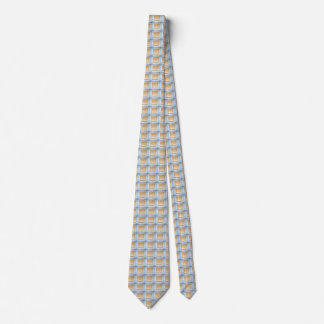 Lotsa Matzos in Blue Tie