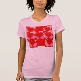 Lotta Hearts T-Shirt