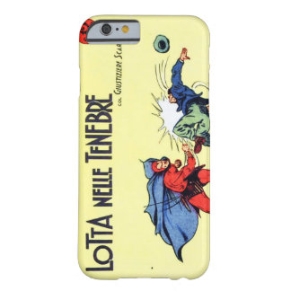 Lotta nelle Tenebre phone case Barely There iPhone 6 Case