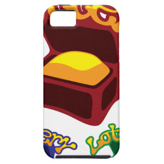Lottery Chest iPhone SE/5/5s Case