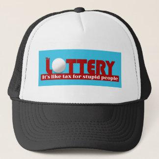 LOTTERY hat