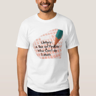 Lottery Tee Shirts