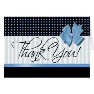 Lotti Dotti - gracias tarjeta de nota los azules
