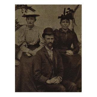 Lottie, Lizzie & Stal of Windsor, Pennsylvania Postcard