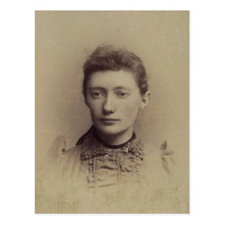 Lottie ZARFOS (b.1870) del condado de York, PA Tarjetas Postales