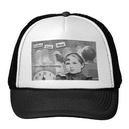 LottieGravediggerseries copy Trucker Hat