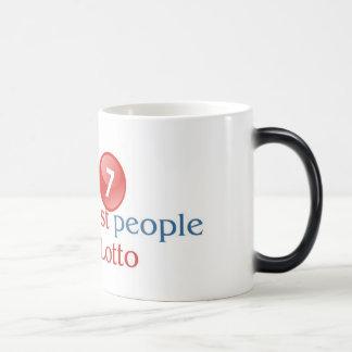 Lotto morphing mug