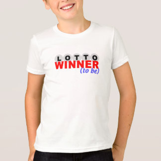 Lotto Winner shirt - choose style & color